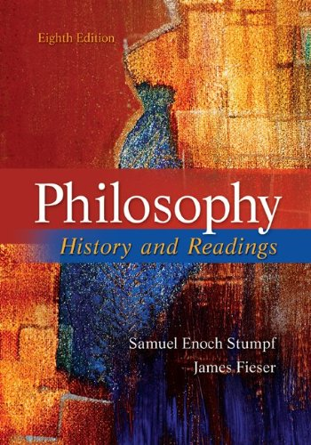 Philosophy: History and Readings 9780073535760