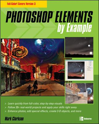 Photoshop Elements by Example 9780072258578