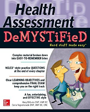Physical Assessment Demystified 9780071772013