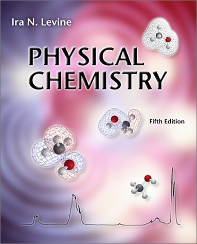 Physical Chemistry 9780072318081