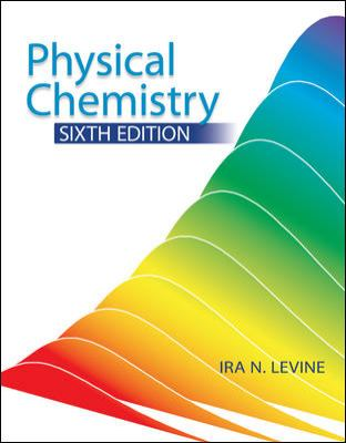 Physical Chemistry 9780072538625