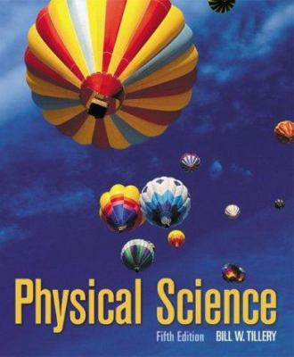 Physical Science [With Access Code] 9780072476330