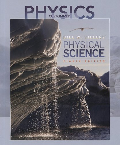 Physics Customized: Physical Science 9780077270605
