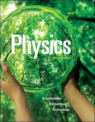 Physics, Volume 1 9780077270698