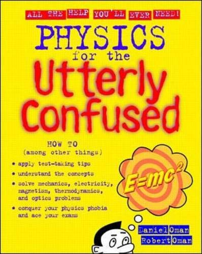 Physics for the Utterly Confused 9780070482623