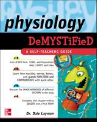Physiology Demystified 9780071438285