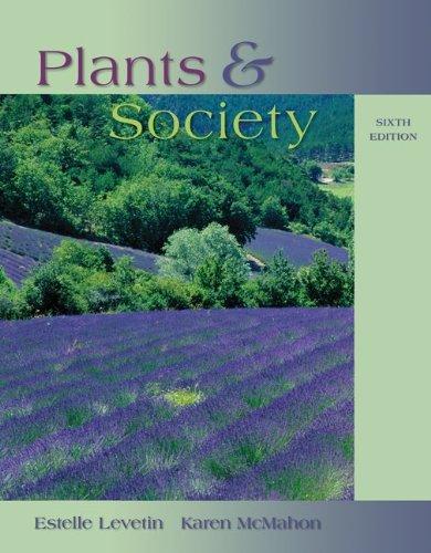 Plants & Society 9780073524221