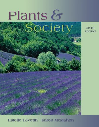 Plants & Society - 6th Edition