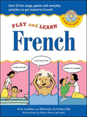 Play and Learn French [With 60 Minute Audio CD] 9780071441513