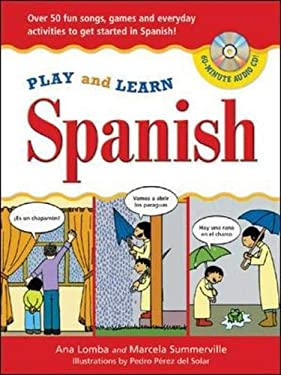 Play and Learn Spanish [With CD] 9780071441483