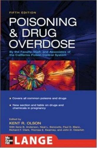 Poisoning & Drug Overdose 9780071443333