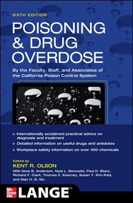 Poisoning & Drug Overdose 9780071668330