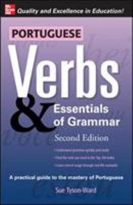 Portuguese Verbs & Essentials of Grammar 9780071498074
