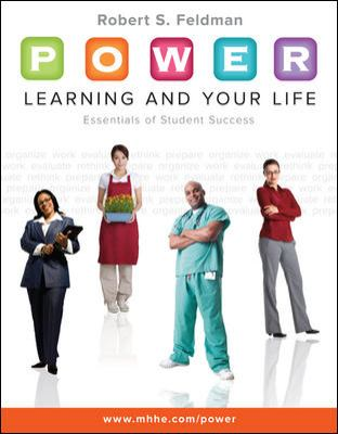 P.O.W.E.R. Learning and Your Life: Essentials of Student Success 9780073375205