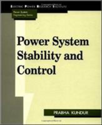 Power System Stability and Control 9780070359581