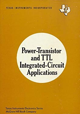 Power-Transistor and TTL Integrated-Circuit Applications (9780070637542) photo