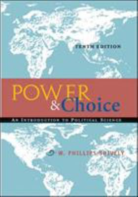 Power and Choice, with Powerweb 9780073278902