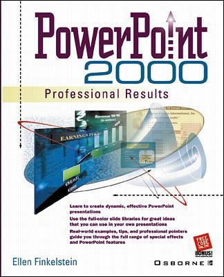 PowerPoint 2000 Professional Results 9780072119930