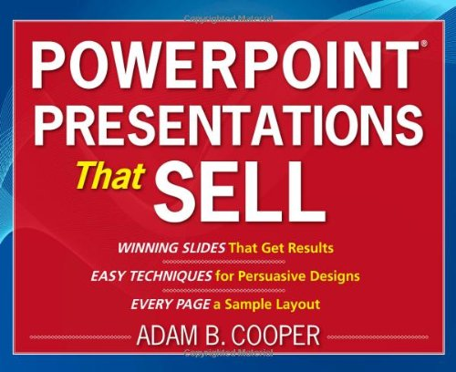 PowerPoint Presentations That Sell 9780071626804