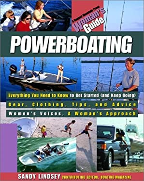 Powerboating: A Woman's Guide 9780071357029