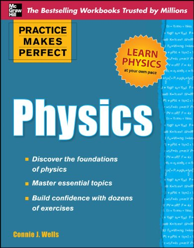 Practice Makes Perfect Physics 9780071745505