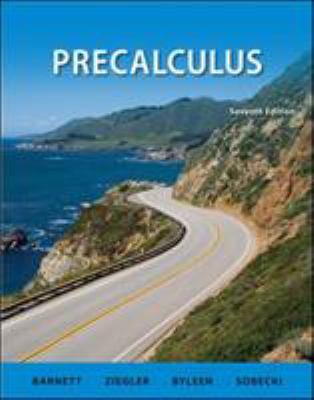 Precalculus by barnett ziegler byleen and sobecki