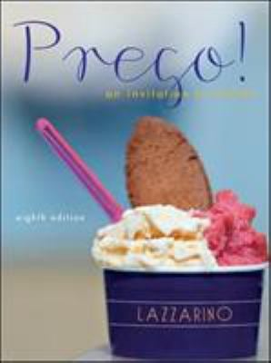 Prego! an Invitation to Italian - 8th Edition