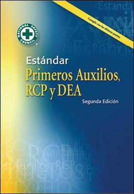 Primeros Auxilios Rcp y Dea [With 2 CDROMsWith Primeros Auxilios Guia Rapida] 9780073359281
