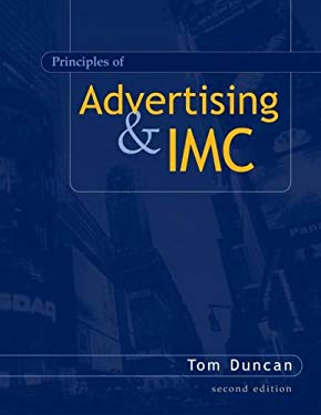 Principles of Advertising and IMC 9780072537741