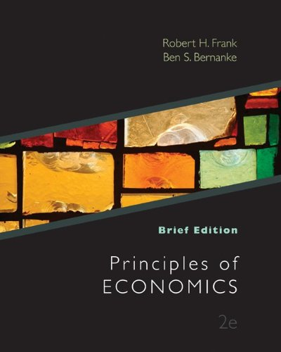Principles of Economics, Brief Edition 9780073511436