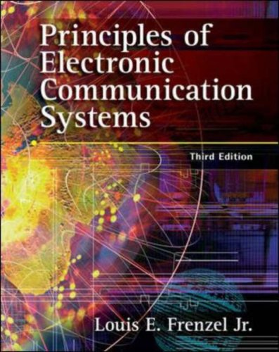 Principles of Electronic Communication Systems 9780073222783