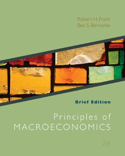 Principles of Macroeconomics, Brief Edition 9780077316761