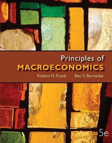 Principles of Macroeconomics 9780077318505