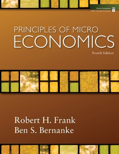 Principles of Micro Economics [With Booklet] 9780077354305