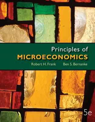 Principles of Microeconomics with Connect Plus Access Code 9780077630652