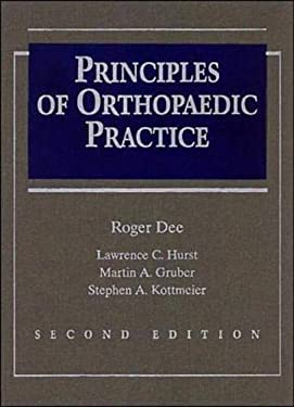 Principles of Orthopaedic Practice 9780070163560