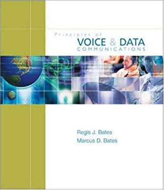 Principles of Voice & Data Communications: 9780072257328