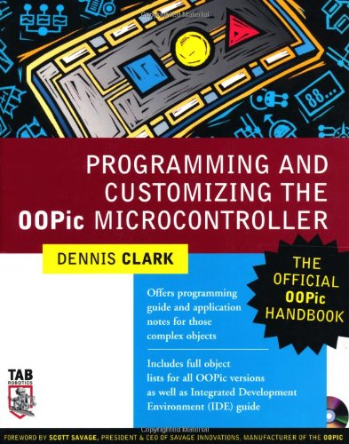 Programming and Customizing the Oopic Microcontroller [With CDROM] 9780071420846