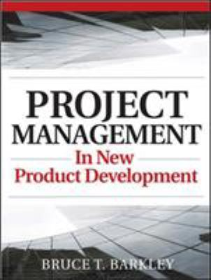 Project Management in New Product Development 9780071496728
