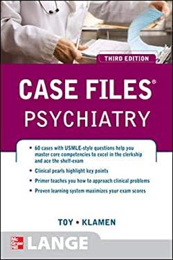 Psychiatry 9780071598651
