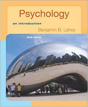 Psychology: An Introduction [With CDROM] 9780073228822