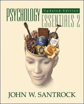 Psychology: Essentials 9780072937626