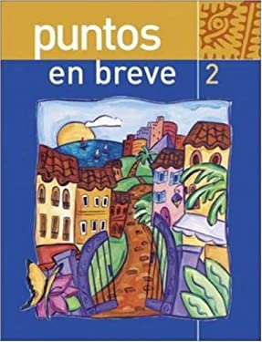 Puntos En Breve (Student Edition) + Bind-In Olc Passcode Card [With Access Code] 9780073209487