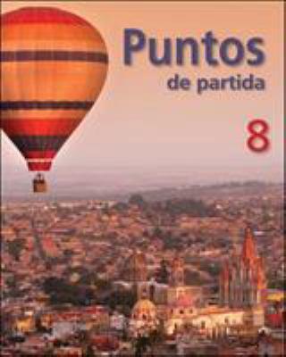 Puntos de Partida: An Invitation To Spanish 9780073534428