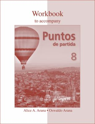 Puntos de Partida W. Workbook & Quia 8 - 8th Edition by Knorre Marty,
