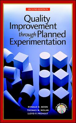 Quality Improvement Through Planned Experimentation 9780079137814