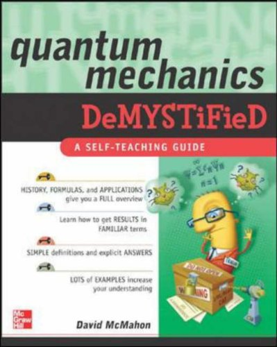 Quantum Mechanics Demystified 9780071455466