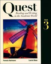 Quest Reading/Writing 3 Sb 231390