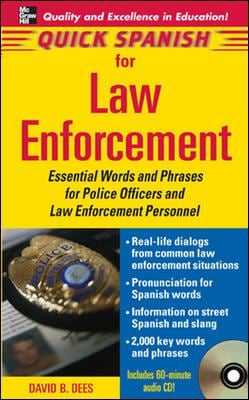 Quick Spanish for Law Enforcement