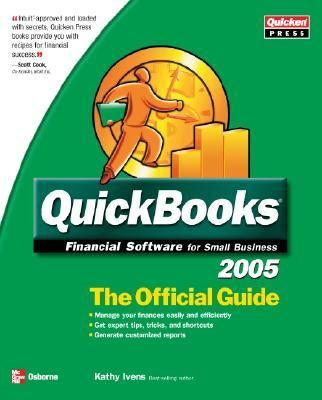 QuickBooks 2005 the Official Guide 9780072258554